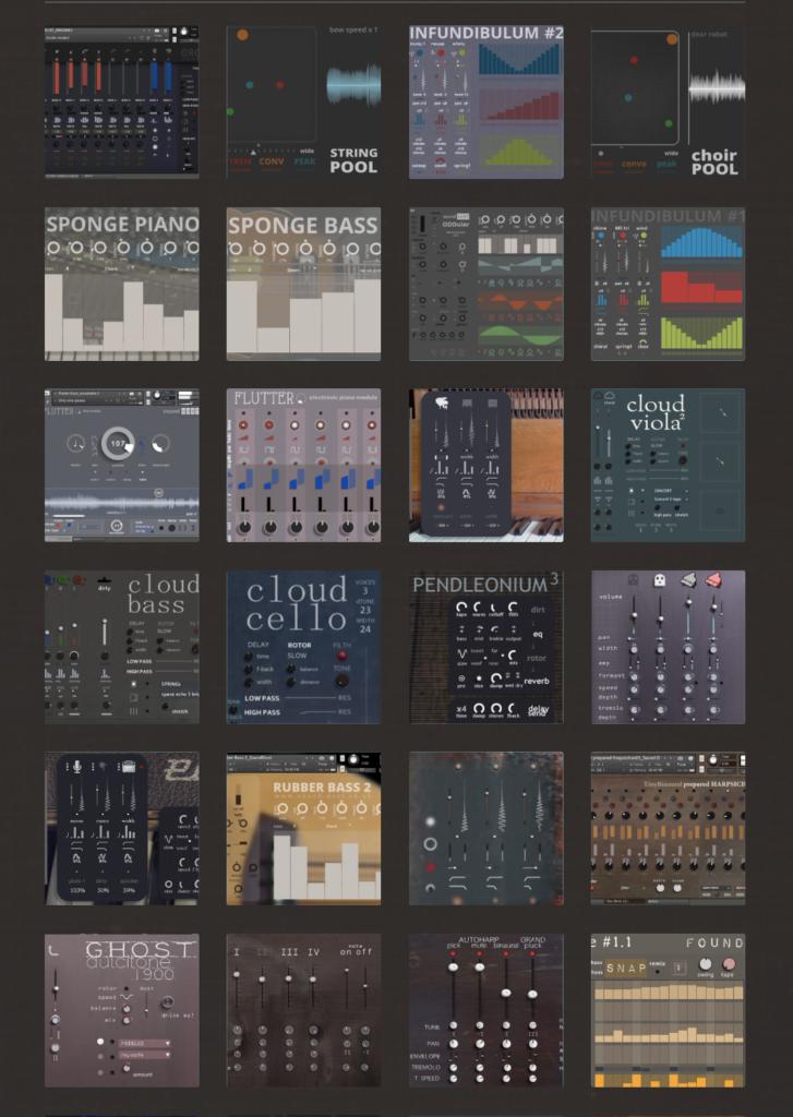 Sound Dust Kontakt Instruments